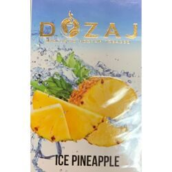 "Табак DOZAJ ""Ice Pineapple"" ЛЁД АНАНАС - 50g"