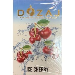 "Табак DOZAJ ""Ice Cherry"" ЛЁД ВИШНЯ - 50g"