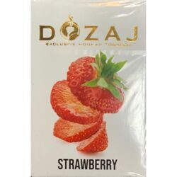 "Табак DOZAJ ""Strawberry"" КЛУБНИКА - 50g"
