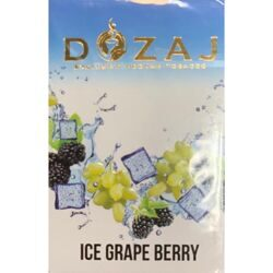 "Табак DOZAJ ""Ice Grape Berry"" ЛЁД ВИНОГРАД ЯГОДА - 50g"