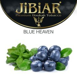 "Табак JiBiAR ""Blue Heaven"" ГОЛУБЫЕ НЕБЕСА - 100g"