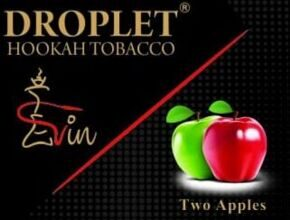 "Табак DROPLET ""Two Apples"" ДВА ЯБЛОКА - 50g"