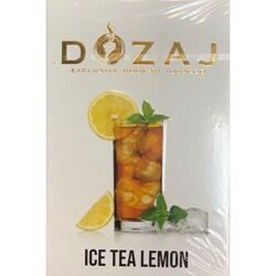 "Табак DOZAJ ""Ice Tea Lemon"" ЛЁД ЧАЙ ЛИМОН - 50g"