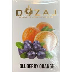 "Табак DOZAJ ""Blueberry Orange"" ЧЕРНИКА АПЕЛЬСИН - 50g"