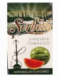"Табак Serbetli  ""Watermelon With Mint"" (Арбуз С Мятой) - 50g"