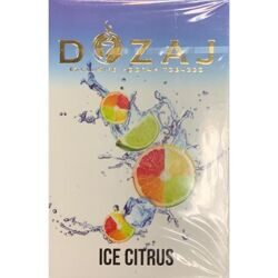 "Табак DOZAJ ""Ice Citrus"" ЛЁД ЦИТРУС - 50g"