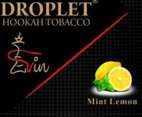 "Табак DROPLET ""Mint Lemon"" МЯТА  ЛИМОН - 50g"