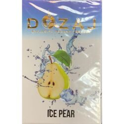 "Табак DOZAJ ""Ice Pear"" ЛЁД ГРУША - 50g"