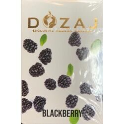 "Табак DOZAJ ""Blackberry"" ЕЖЕВИКА - 50g"