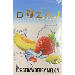 "Табак DOZAJ ""Ice Strawberry Melon"" ЛЕД КЛУБНИКА ДЫНЯ - 50g"