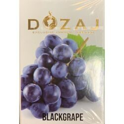 "Табак DOZAJ ""Blackgrape"" ЧЁРНЫЙ ВИНОГРАД - 50g"