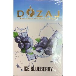 "Табак DOZAJ ""Ice Blueberry"" ЛЁД ЧЕРНИКА - 50g"