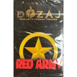 "Табак DOZAJ ""Red Army"" КРАСНАЯ АРМИЯ - 50g"