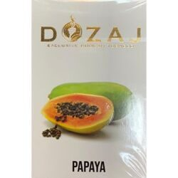 "Табак DOZAJ ""Papaya"" ПАПАЙЯ - 50g"