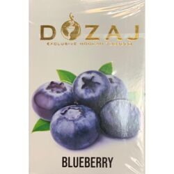 "Табак DOZAJ ""Blueberry"" ЧЕРНИКА - 50g"