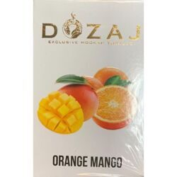"Табак DOZAJ ""Orange Mango"" АПЕЛЬСИН МАНГО - 50g"