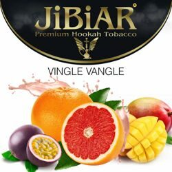 "Табак JiBiAR ""Vingle Vangle"" ВИНГЛ ВЭНГЛ - 100g"