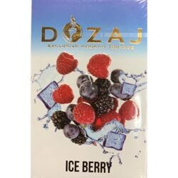 "Табак DOZAJ ""Ice Berry"" ЛЁД ЯГОДА - 50g"