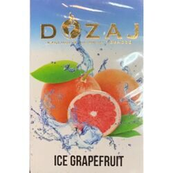 "Табак DOZAJ ""Ice Grapefruit"" ЛЁД ГРЕЙПФРУТ - 50g"