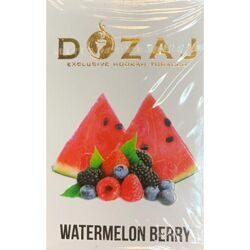 "Табак DOZAJ ""Watermelon Berry"" АРБУЗ  ЯГОДА - 50g"