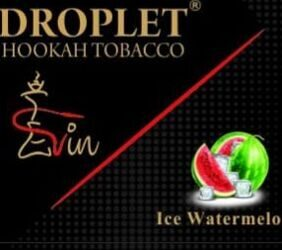 "Табак DROPLET ""Ice Watermelon"" ЛЁД  АРБУЗ - 50g"