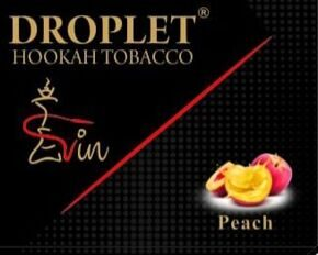 "Табак DROPLET ""Peach""  ПЕРСИК - 50g"